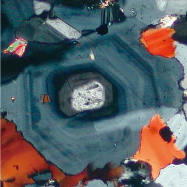 岩石・鉱物学系